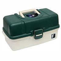 Ящик пластиковый 3-х полочный XL