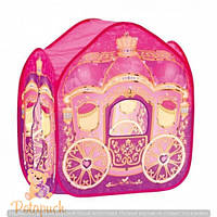 "Палатка ""Карета для принцессы"" 3316"