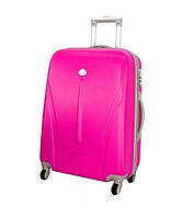 Чемодан дорожный сумка 882 XXL (средний) розовый