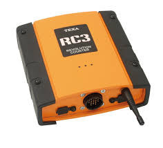 Прибор для измерения оборотов и температуры RC3 REV COUNTER