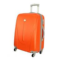 Чемодан дорожный сумка 882 XXL (средний) оранжевый