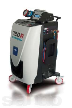 Konfort 720R - Автоматическая установка для заправки кондиционера - UA-Tool в Днепре