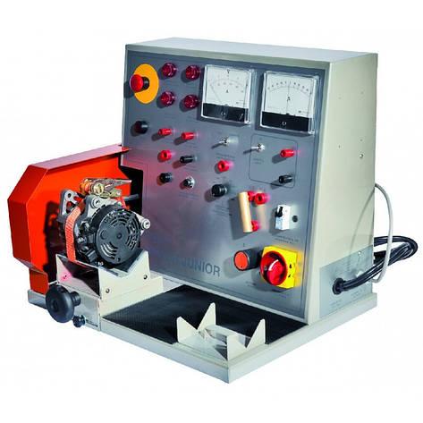 Banchetto Junior 400V - Стенд для проверки электрооборудования (аналоговый) 380В, фото 2