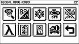 Сканер, OBD-II, Global, MICROSCAN® III, Snap-on, EESC720, фото 6