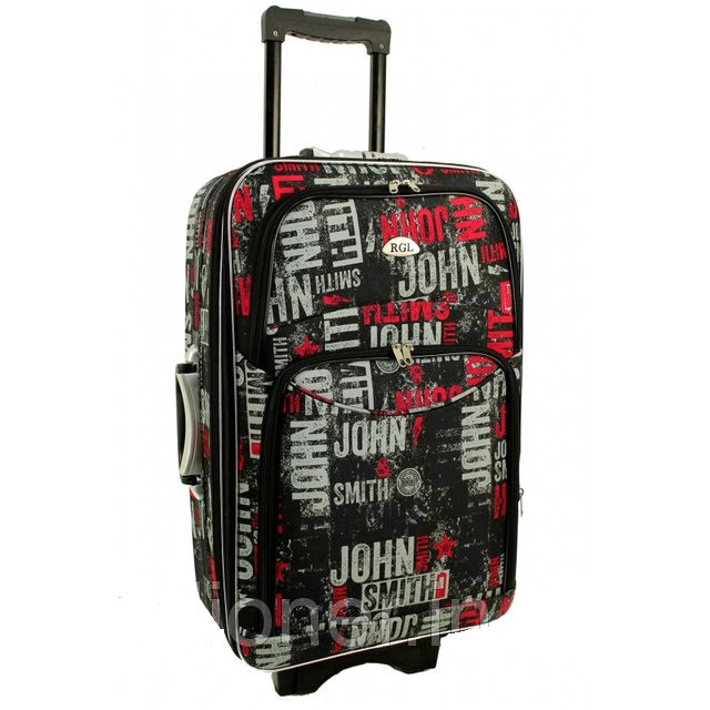 Чемодан дорожный сумка 773 (средний) kolor 1