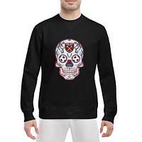 GlobusPioner Свитшот мужской West Ham skull 68375