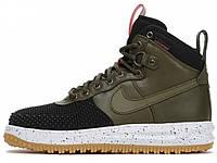 Кроссовки мужские Найк Nike Lunar Force Duckboot Green
