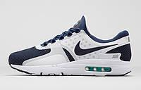 Мужские кроссовки Nike Air Max 90 Hyperfuse Grey/Blue