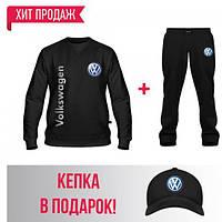 GlobusPioner  Костюм спортивный мужской VOLKSWAGEN(66681,66681,66675) 67680