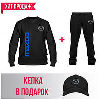 GlobusPioner  Костюм спортивный мужской MAZDA (66657,66645,66645) 67557