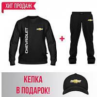 GlobusPioner  Костюм спортивный мужской CHEVROLET(66573,66573,66576) 67670