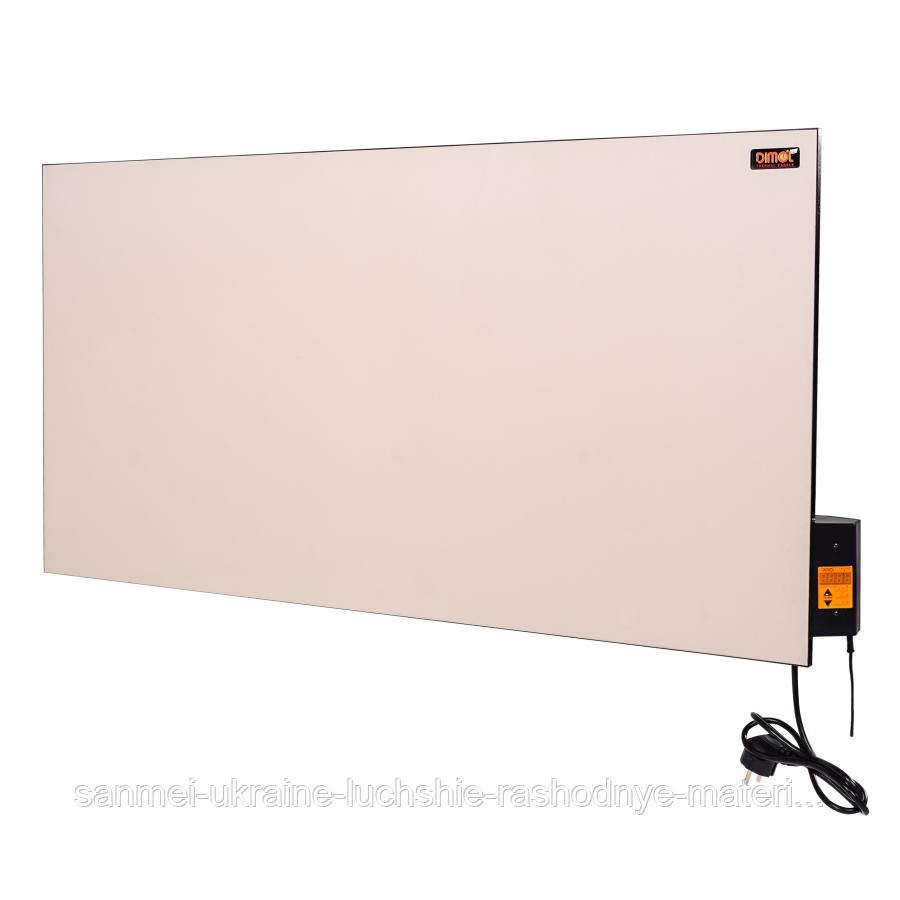 Керамическая электропанель Dimol Maxi Plus 05 с программатором (кремовая)