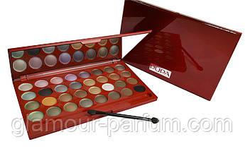 Тени Pupa Milano 32 Colour Eyeshadow (Пупа Милано 32 Колор Айшедоу)