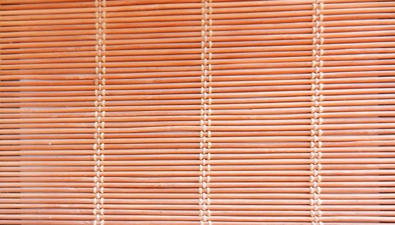 Ролета бамбуковая BRU 123, 120х160