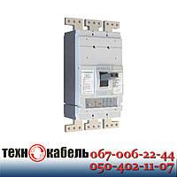 Автоматический выключатель с электронным блоком управления AB3000C