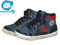 Демисезонные ботинки С Луч, р 33