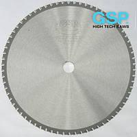 Пилы дисковые по металлу с HW напайками GSP DRY-CUT