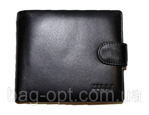 Чоловічі гаманці з натуральної шкіри ZILLI (11x13)