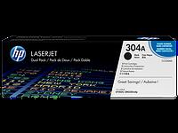 Картридж CLJ CP2025/ CM2320 Black \Dual Pack HP (CC530AD)