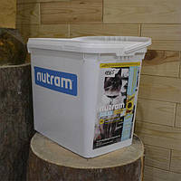 I19 Nutram Ideal Solution Support 5кг+ ведро -корм для кошек с проблемами кожи, шерсти и пищеварения