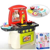 Детская игровая кухня , игровой набор 1525-26