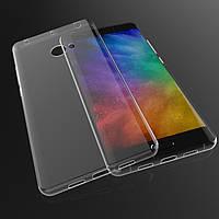Ультратонкий чехол для Xiaomi Mi Note 2