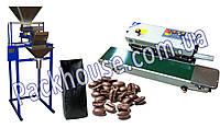 Оборудование для фасовки кофе в Дой-Пак