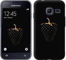 "Чехол на Samsung Galaxy J1 Mini J105H Черная клубника ""3585c-258-481"""
