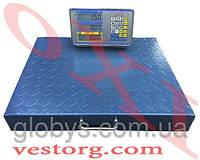 Весы электронные OXI, беспроводные товарные WI-FI до 300кг