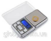 Карманные электронные ювелирные весы от 0,01 до 200 грамм