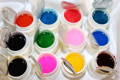 """Набор витражных цветных гелей """"EzFlow"""""""