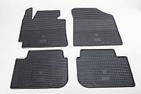 Коврики в салон Kia Cerato 12-/Hyundai Elantra 11-15 (комплект - 4 шт)