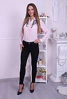 Черные джинсы  брюки balmain