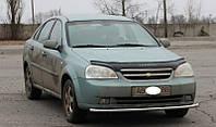 Защита переднего бампера Chevrolet Lacetti 2002- ST008