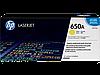 Картридж HP CLJ  650A yellow, CP5525 (CE272A)