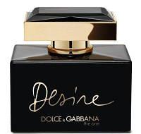 Женская Парфюмерная Вода Dolce&Gabbana The One Desire тестер