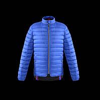 Куртка мужская демисезонная пуховая на натуральном гусином пуху