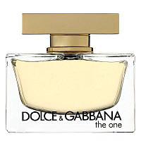Женская Парфюмерная Вода Dolce&Gabbana The One тестер