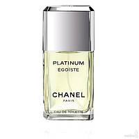 Мужская Туалетная Вода Chanel Platinum Egoiste тестер