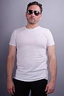 Оптима. Мужская футболка. Белый. 54