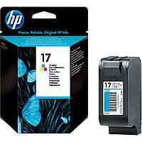 Картридж HP DJ No. 17 color (C6625AE)
