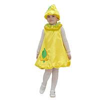 Карнавальный костюм для девочки Груша