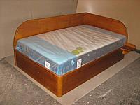 Кровать деревянная Диана с подъемным механизмом