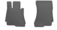 Коврики в салон Mercedes W221 06- (передние - 2 шт)
