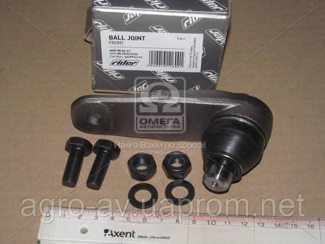 Опора шаровая (RD.993510153) AUDI 80 86-91 передн. (d=17mm) (RIDER)