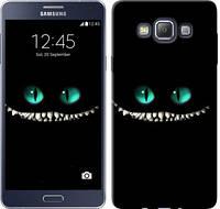 "Чехол на Samsung Galaxy A7 A700H Чеширский кот ""689c-117-481"""
