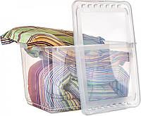 Ящик для хранения Clearbox 52 литров с поворотной крышкой от Keeeper