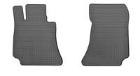 Коврики в салон Mercedes W212 E 09-/Mercedes C218 CLS 11- (передние - 2 шт)
