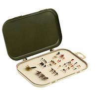 Коробка  Aquatech 2100 с мягкими вкладышем для мушек