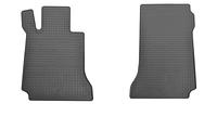 Коврики в салон Mercedes W204 C 07-14/Mercedes X204 GLK  09- (передние - 2 шт)